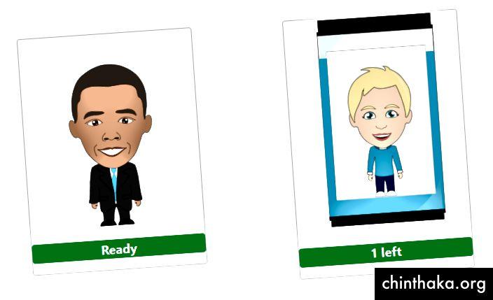 Barack Obama producerer en klon ved hjælp af Ellen DeGeneres 'gen