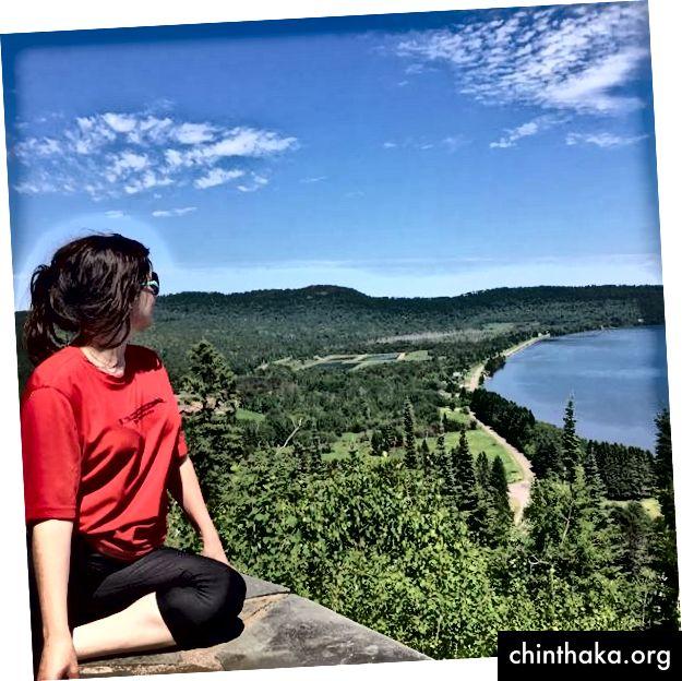 @ kelsey.ro Instagram'da: Manzarayı görmek için zaman ayırın.