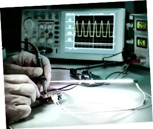 Test af elektronisk udstyr