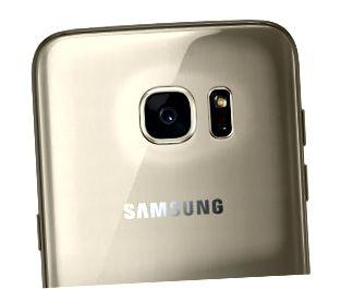 Cámara Samsung Galaxy S7 Edge