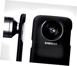 Tapa de lente Samsung