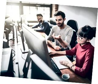 Website design. Entwicklung von Programmier- und Codierungstechnologien.