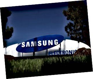 Der Prozess beginnt im Apple-Samsung-Patentstreit