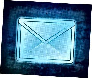 নীল চকচকে পিক্সেল গ্রিড স্ক্রিন আধুনিক প্রযুক্তিতে যাদু ইমেল
