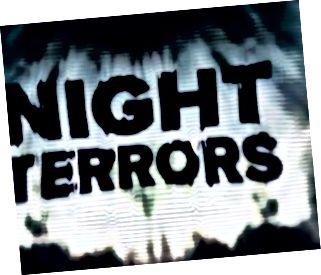 Geallann Night Terrors cluichí creepy a thógáil go leibhéal nua.