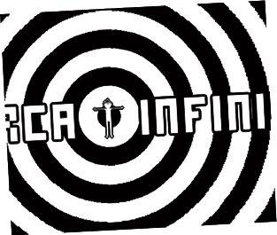 In Circa Infinity, is é an sprioc a fháil go lár gach ciorcail.