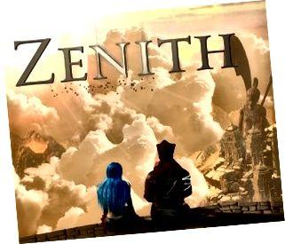 Is RPG é Zenith le tuiscint ar ghreann.