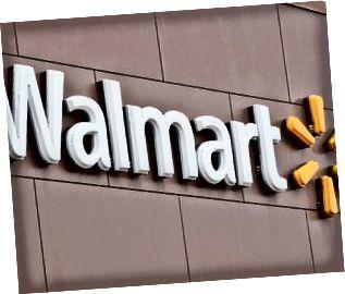 Walmart podniesie minimalną wysokość do 11 dolarów na godzinę