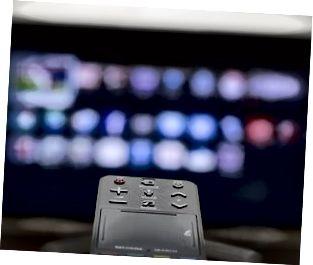 ম্যাজিক রিমোট কন্ট্রোল এবং 3 ডি স্মার্ট টিভি