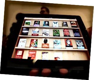 Apple tillkännager Digital Textbooks Service på Guggenheim