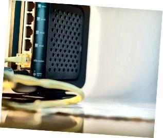 Modem wireless indietro