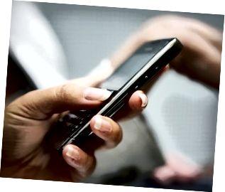 Mobiltelefon XXL