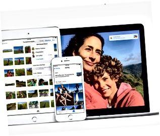 Biblioteca de fotos de iCloud