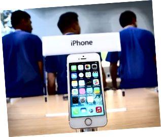 Apples nyeste iPhone-modeller sælges i hele USA