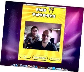 Face Swapper är en av flera appar som lovar att enkelt byta ansikten i dina foton.