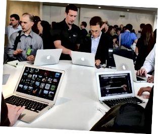 Apple predstavlja nov operacijski sistem, iLife 11 in MacBook Air