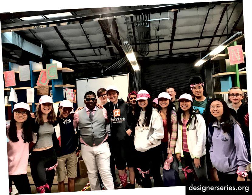 Breast Cancer Awareness Week bij d.tech werd ondersteund door Dr. Woj en het 23andMe Education Impact Moonshots Program.