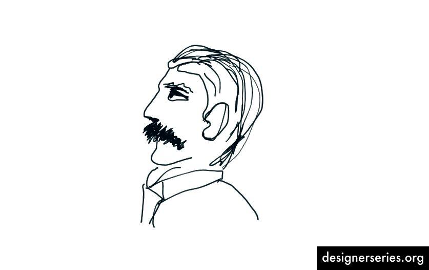 El bigote de Bitchin, Fernando