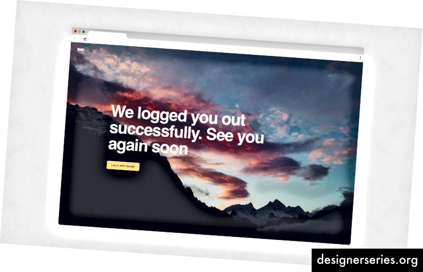 Laat [een product] op een positieve, vriendelijke toon :)