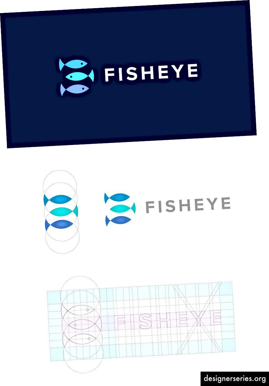 Fisheye Media - Logo Design af Jeroen van Eerden