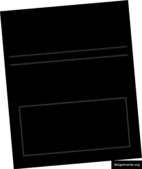 alt text = im Bild gibt es zwei Kästchen nacheinander, die als Geschwister der Stufe h2 gekennzeichnet sind. Im zweiten Feld befindet sich ein drittes Feld, das als Unterabschnitt der Stufe h3 gekennzeichnet ist.