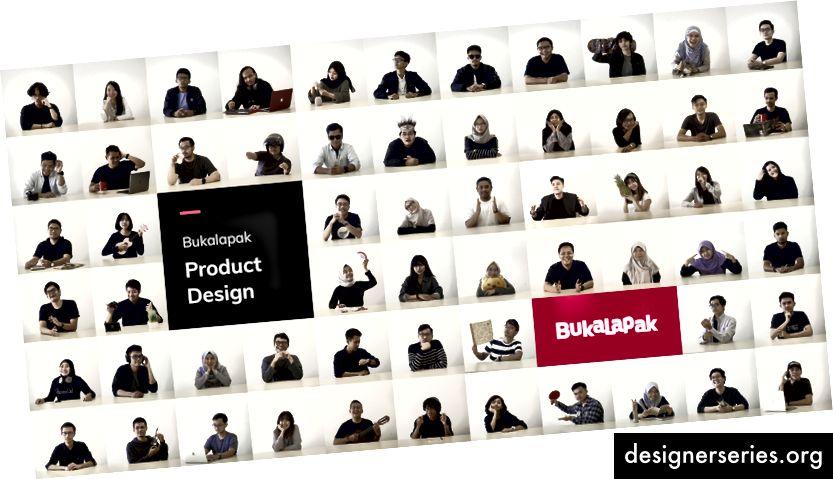 Diseño de producto de Bukalapak