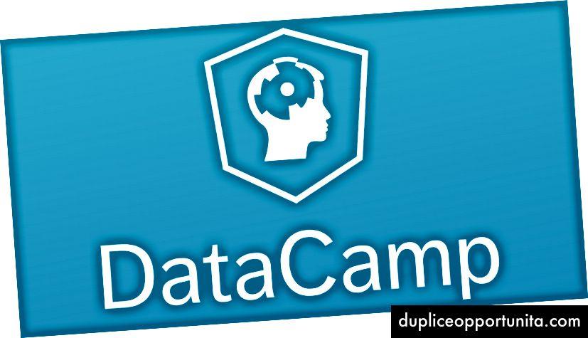 DataCamp tarjoaa useita koneoppimiskursseja.