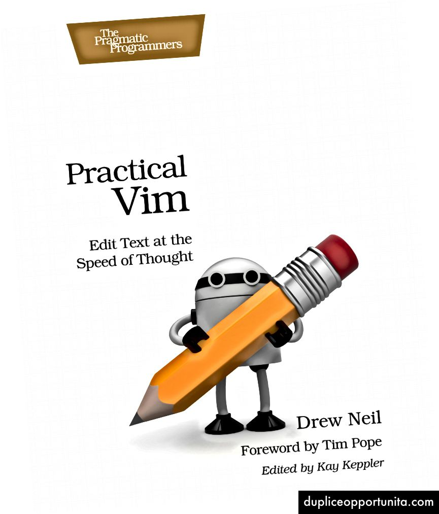 Practical Vim di Drew Neil