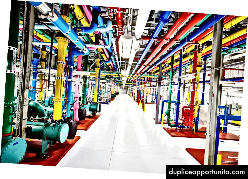 Google Datacenter Pipes — Jorge Jorquera —(CC-BY-NC-ND-2.0)