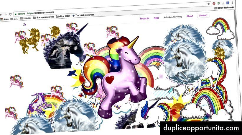 신 드레의 웹 사이트