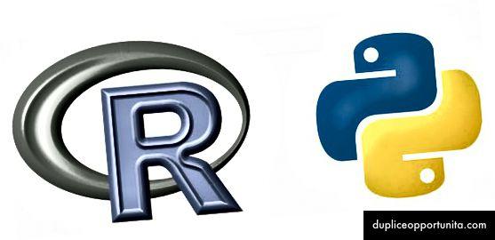 R e Python sono i due linguaggi di programmazione più popolari per la scienza dei dati.