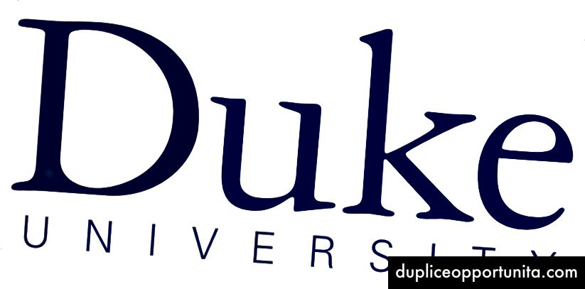 Pagina Coursera della Duke University.