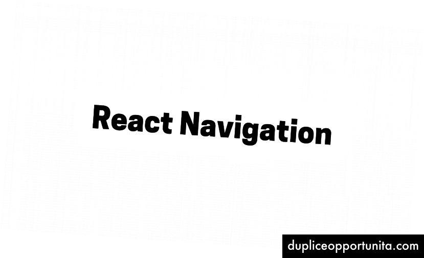 Reagire alla navigazione