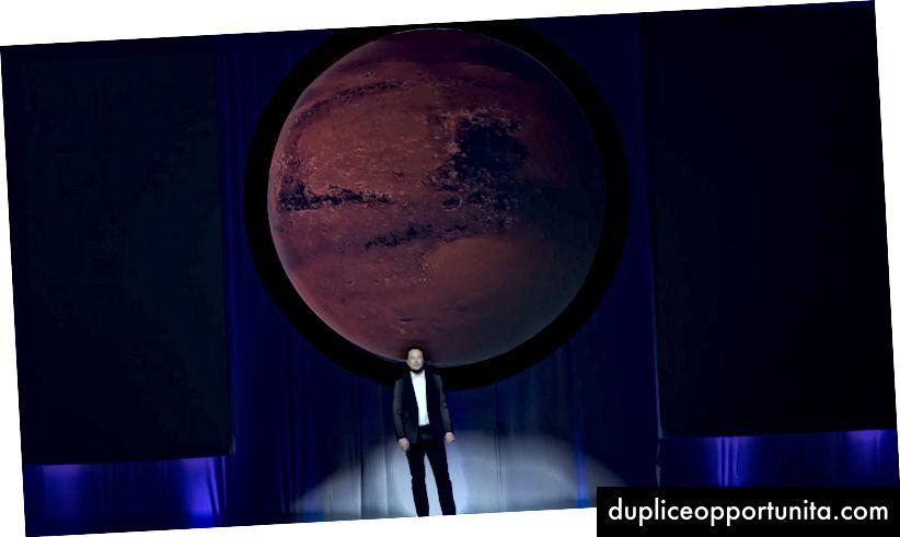 Elon Musk di SpaceX