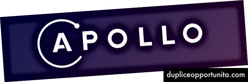 apollographql.com의 Apollo 로고 제공
