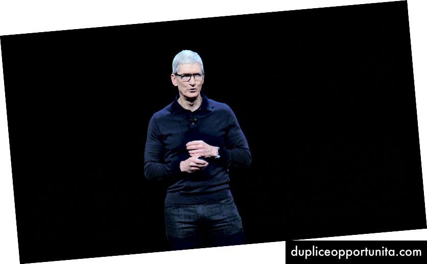 Apples CEO Tim Cook og selskab ønsker at give dig noget tilbage af dit liv tilbage