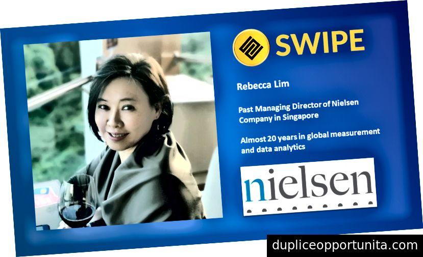 Rebecca ще се присъедини към SWIPE като консултант по стратегически и аналитични данни