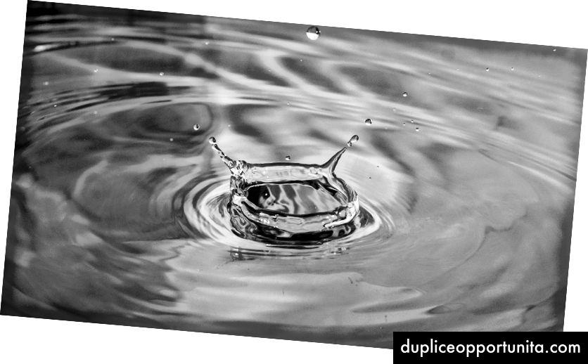 """""""Капка вода"""" от Мохан Муругесан на Unsplash"""