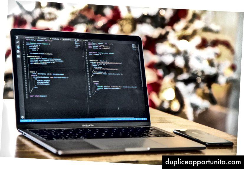 このJavaScriptは美しく見えます。それともRubyですか?それともPython?すべての色を見てください。ジョシュア・アラゴン