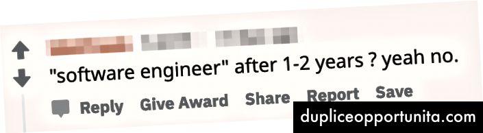 """""""Ohjelmistosuunnittelija"""" 1–2 vuoden kuluttua? kyllä ei. """""""