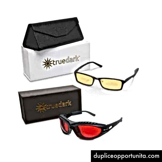 TrueDarks SleepHacking-briller