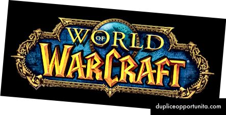 World of Warcraftのロゴ