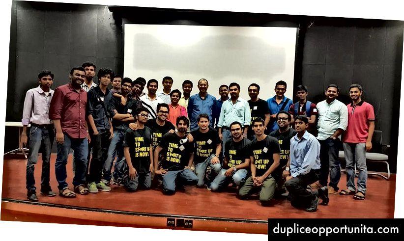 Startup Saturday Kochi - lokakuu 2015