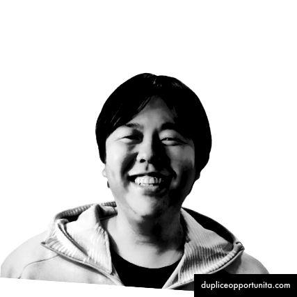 Vandt Beom Kim, grundlægger og CEO af Blocko