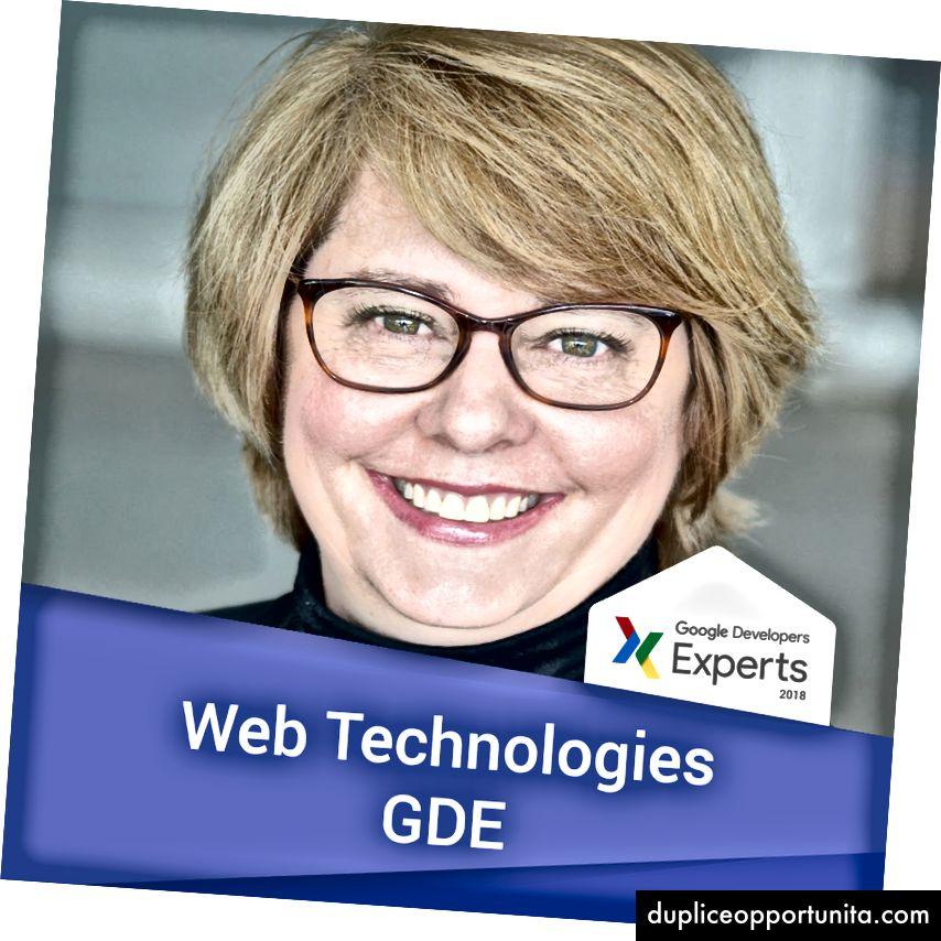 Аз съм експерт за разработчици на Google в областта на уеб технологиите
