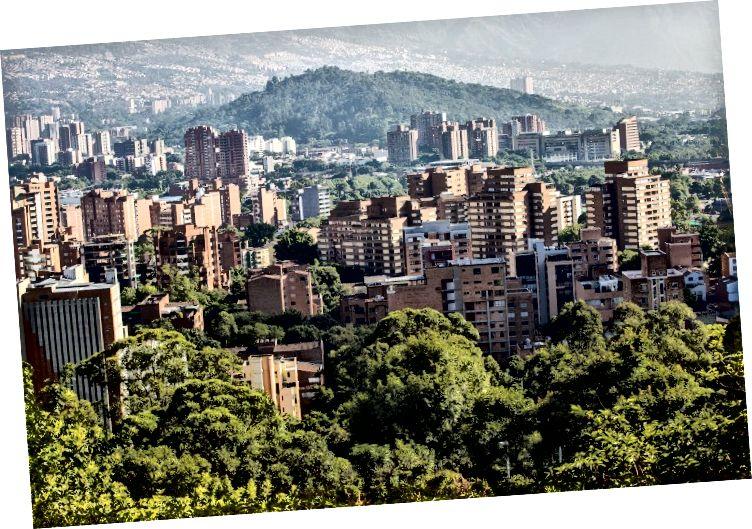 Vakfımızın temel aldığı Medellin, Kolombiya | Fotoğraf kredisi: Pixabay