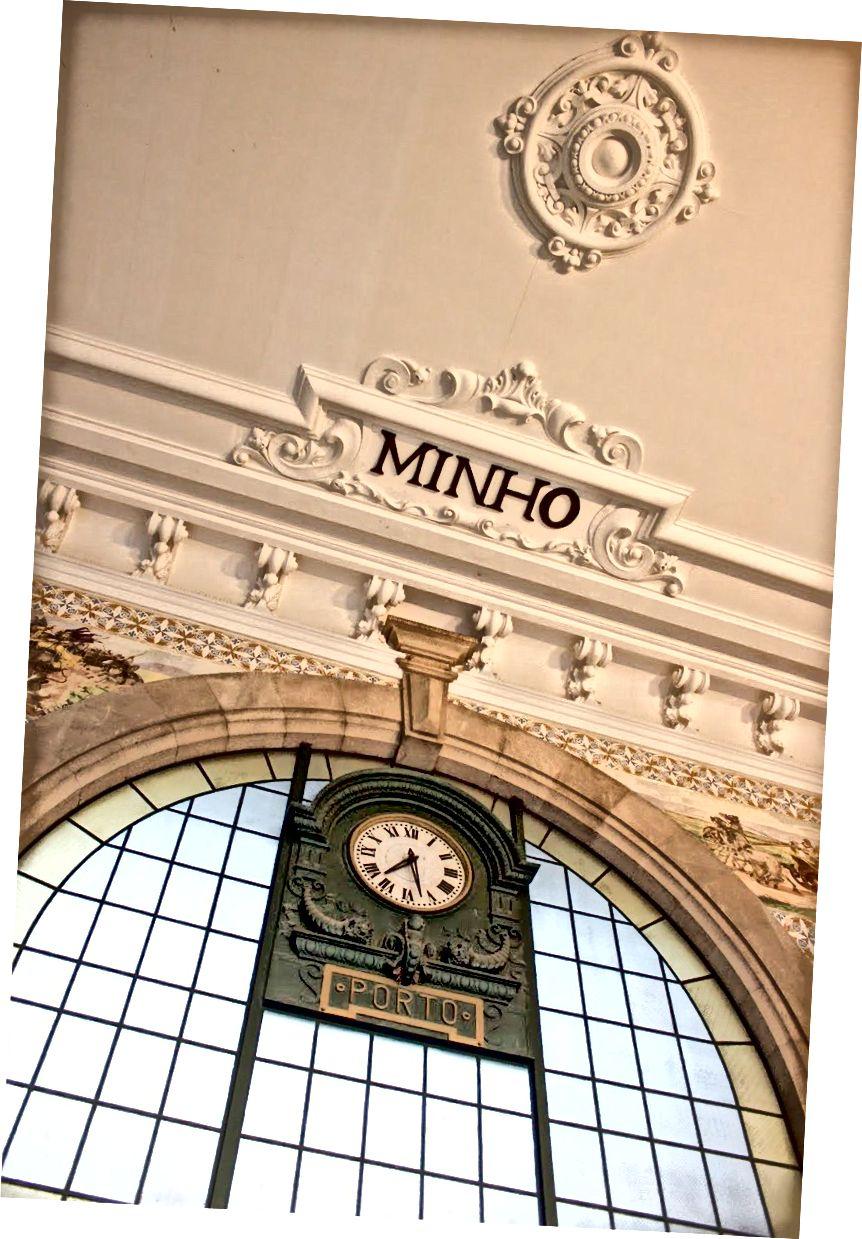 Вокзал Порто