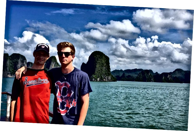 Бухта Ха Лонг, В'єтнам