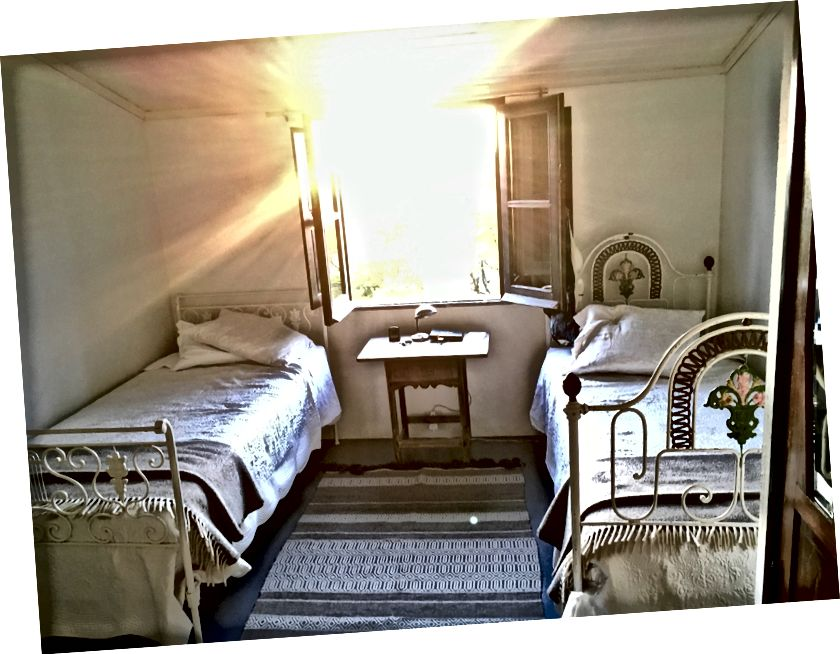 Phòng ngủ tại Dina's