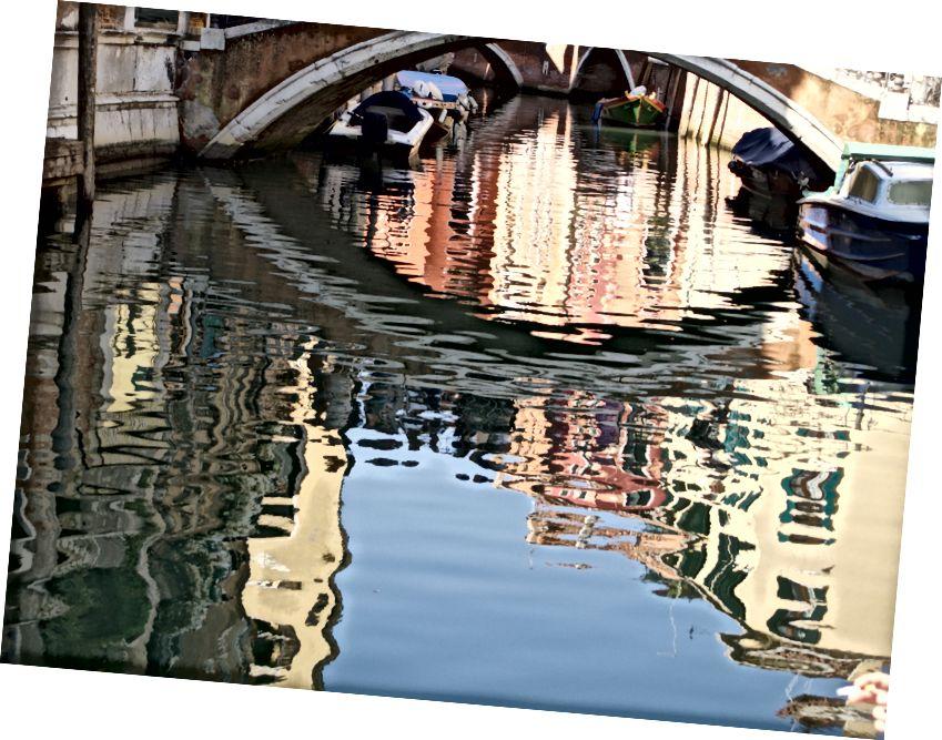 Yansımalar, Venedik, Adam Craig